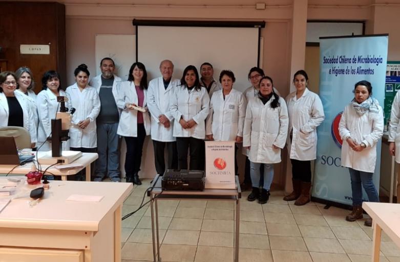 Expertos y Estudiantes Asisten a Seminario sobre Micotoxinas en la Facultad de Agronomía